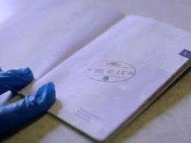 Bir sadakat kartı olarak pasaport