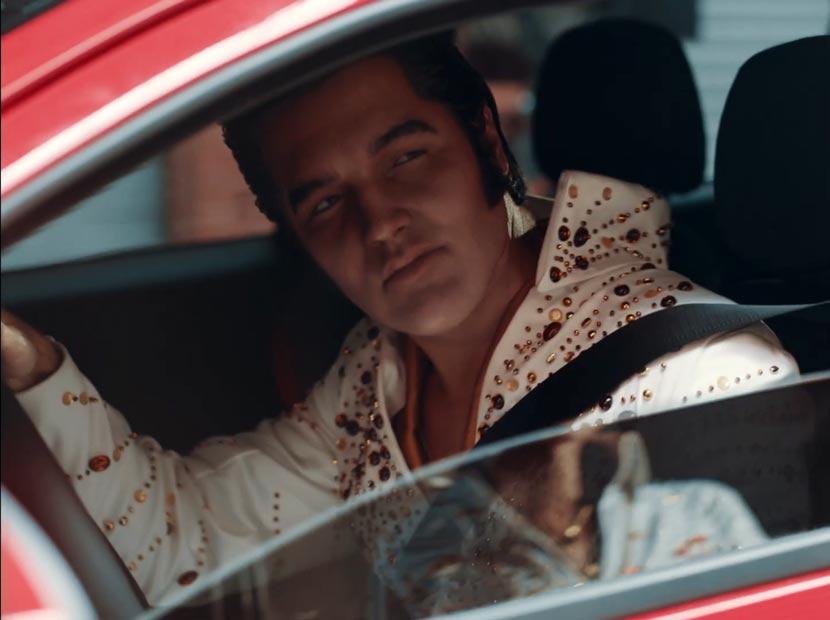 Elvis Presley, Fiat reklamında