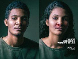 Erkekleri kadına yönelik şiddetle yüzleştiren uygulama