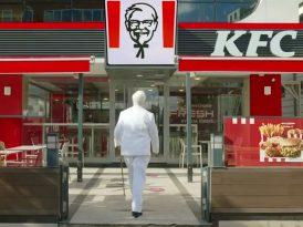 KFC özlemi sona erdi