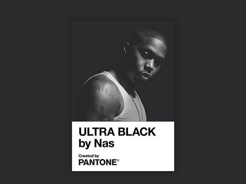 Pantone'dan sembolik bir renk: Ultra Siyah