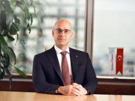 Türkiye Finans'a yeni yönetim kurulu başkanı