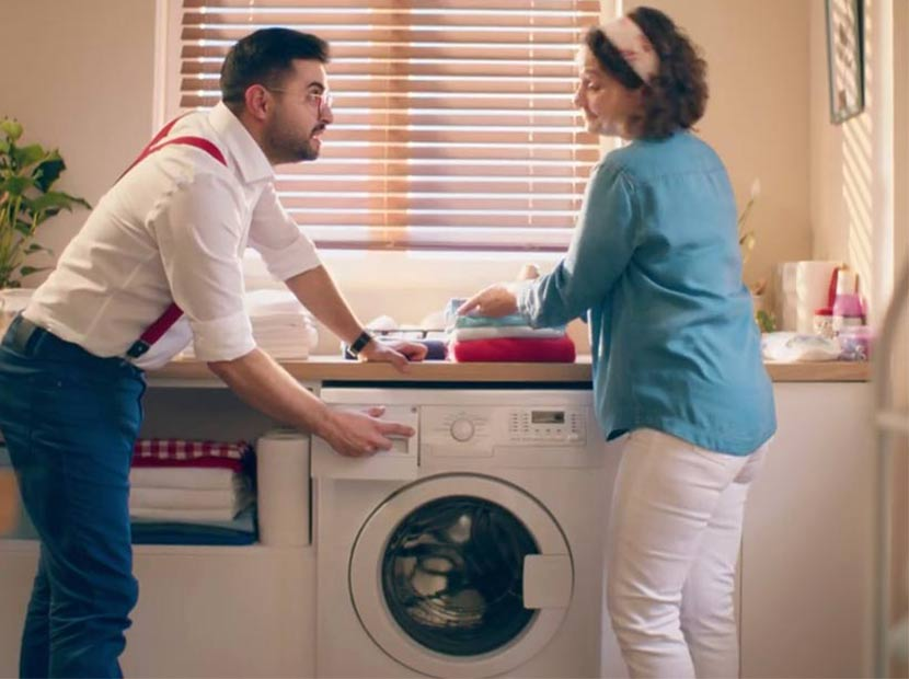 Kadir Ezildi onaylı çamaşır makinesi temizliği