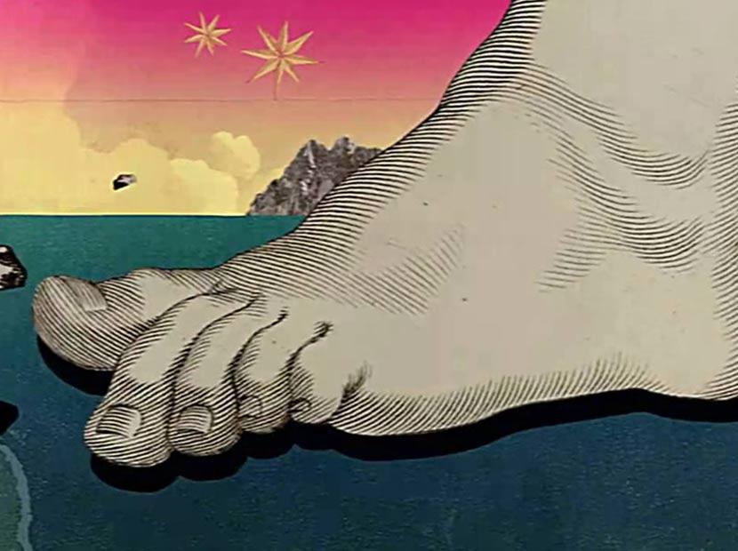 Ayakların yapabileceği en güzel şey