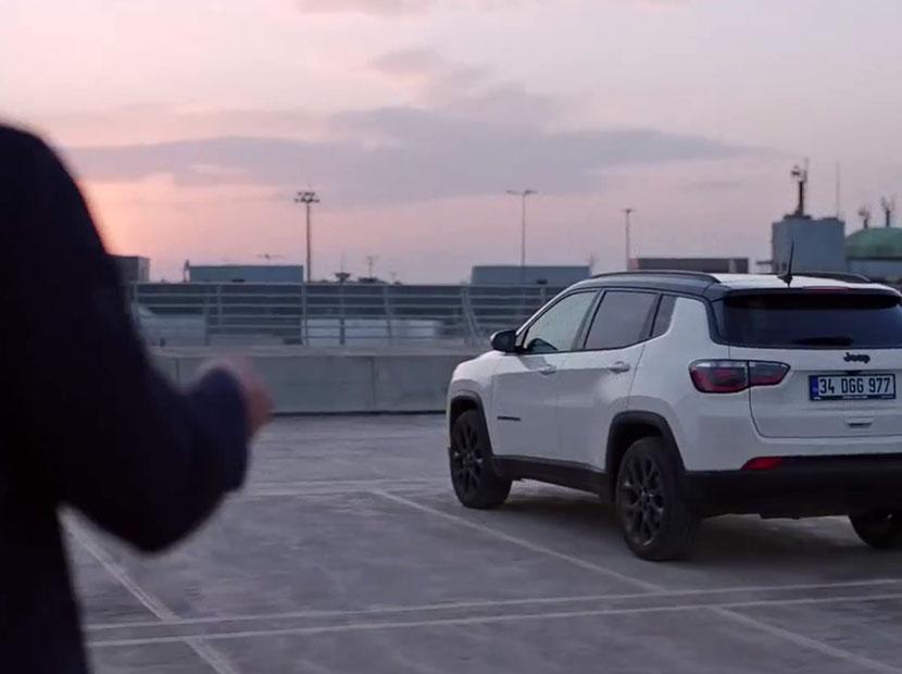 Jeep Compass reklam filmi