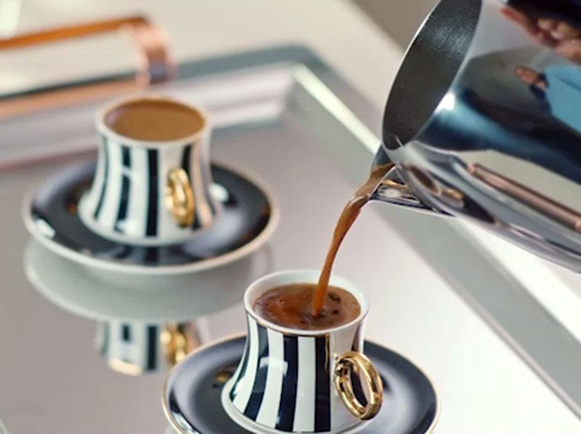 Korkmaz Kahvekolik Aqua reklamı
