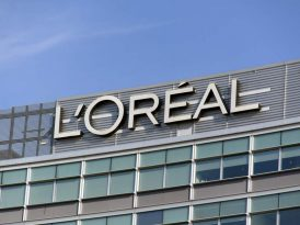 L'Oréal'de bayrak değişimi