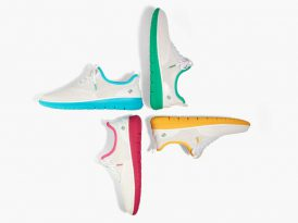 Slack'ten ayakkabı koleksiyonu