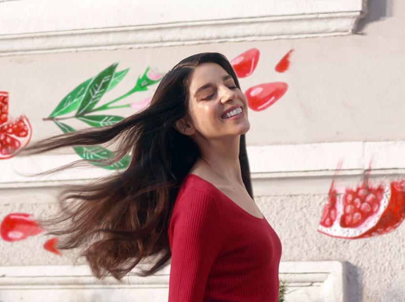 Elidor'un reklam yüzü Elvin Levinler