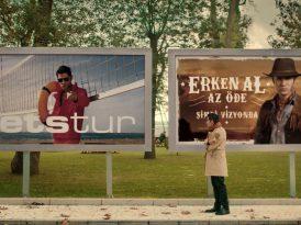 ETS'nin yeni reklam yüzü Okan Çabalar