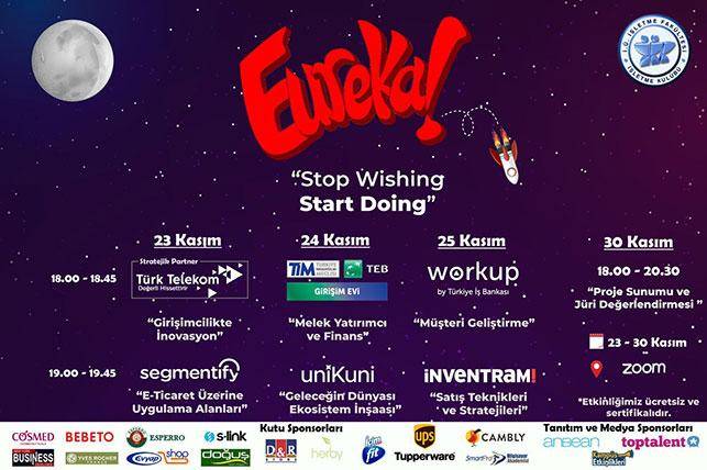 Eureka'20 başlıyor