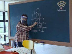 McDonald's Filipinler'den eğitime sınıf desteği