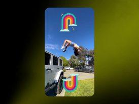 Snapchat'ten TikTok'a rakip özellik