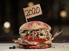 2020 bir burger olsaydı