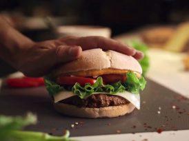 Bu burgerin tarifinde destek var