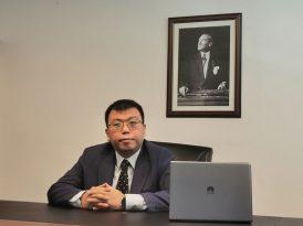 Huawei Türkiye'ye yeni genel müdür