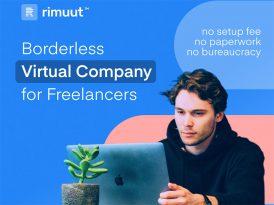 Freelancer'lar ile şirketler arasındaki köprü: Rimuut