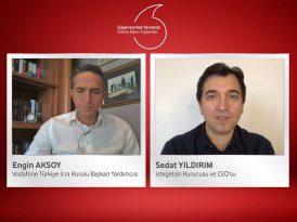 Vodafone ve istegelsin'den yeni işbirliği