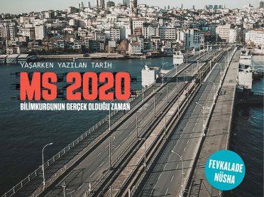 2020'nin en iyi dergi kapakları