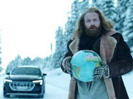 GM'in Super Bowl reklamına Audi Norveç'ten yanıt