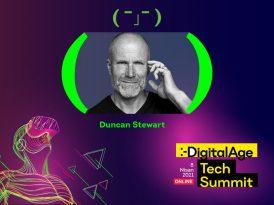 O araştırıyor, dünya geliştiriyor: Duncan Stewart