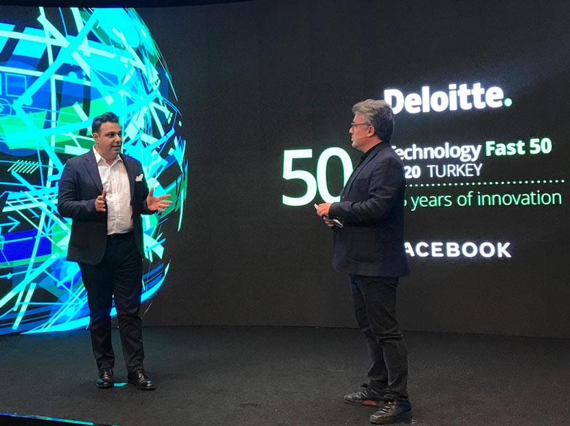 Türkiye'nin en hızlı büyüyen teknoloji şirketleri açıklandı