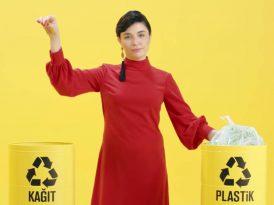 Cinsiyetler değil çöpler ayrıştırılsın