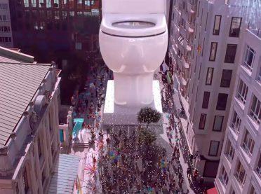 10 yılda 10 milyar tuvalet