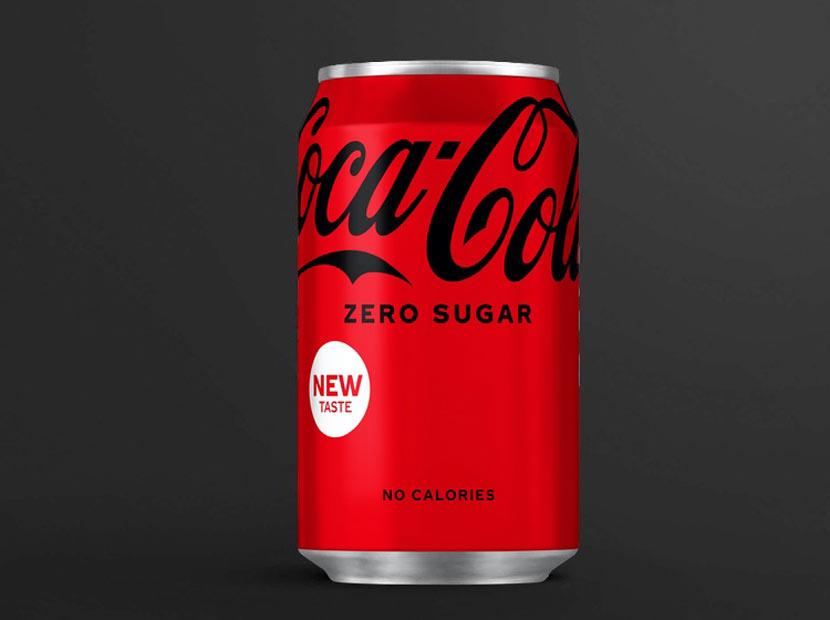 Coca-Cola'dan ambalaj değişikliği