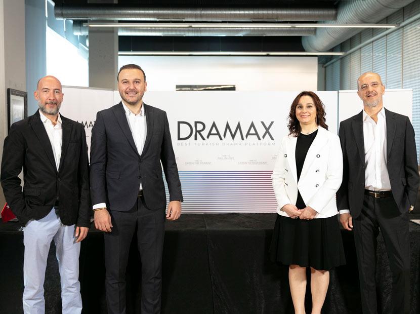 Türk yapımlarını dünyaya bağlayacak platform: Dramax