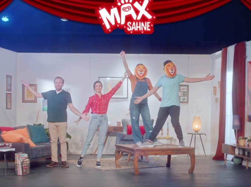 Algida MAX'tan oyuna davet