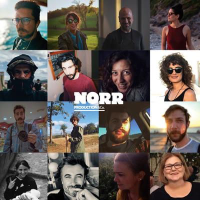 Norr Film ekibi