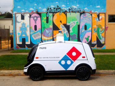 Domino's'tan ABD'de robotlu teslimat denemesi