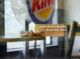 Müşteri unutur Burger King unutmaz