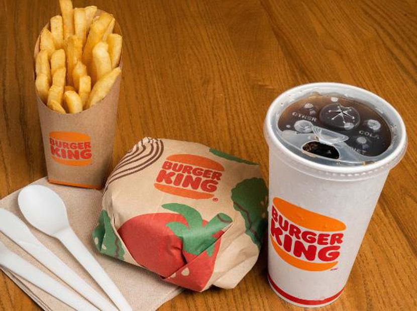 Burger King'den çevre dostu adım