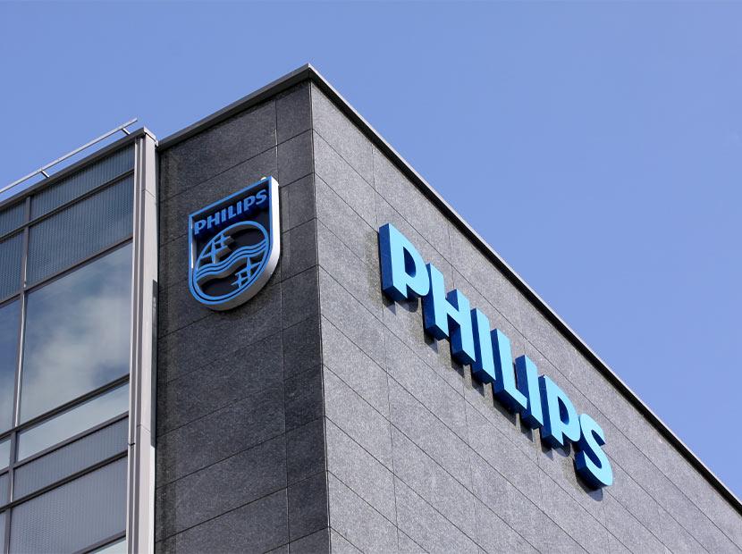 Philips'e yeni global ajans