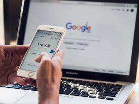 Google aramalarında yeni dönem