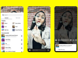 Snapchat ve Universal Music Group'tan işbirliği