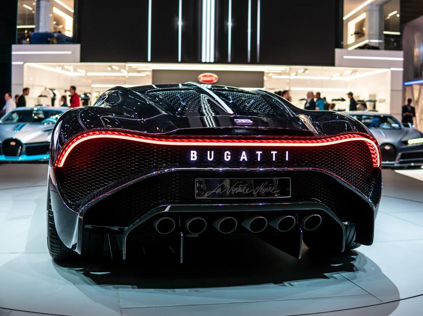Bugatti satılıyor