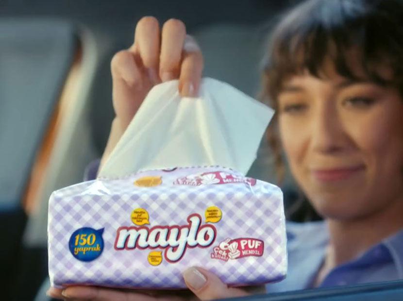 Maylo Puf'tan puf anları