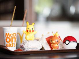 McDonald's plastik oyuncaklarla vedalaşıyor