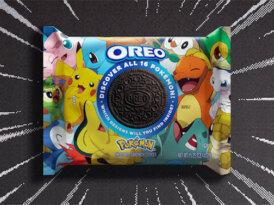 Oreo'dan Pokémon severlere özel seri