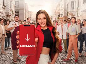 Akbank'ın yeni marka yüzü Serenay Sarıkaya