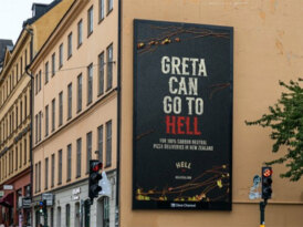 """Greta """"cehenneme"""" gidebilir"""