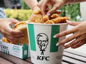 KFC Türkiye'den çevre dostu ambalajlar